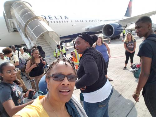 Fulbright-Hays teachers arrived in Ghana (2)-2018